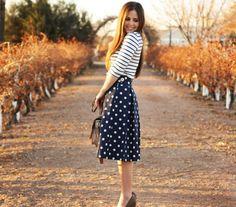 The Dorothy Skirt - Corilynn. This skirt is so stinkin' adorable!