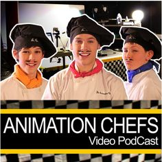 Animation Chefs (by Kids 4 Kids)  #edtech Awesome site/blog! Learn animation via the 3 Animation Chefs. Kids, parents and teachers will love this! Great resource for digital storytelling. The chefs share: Fun and engaging animation tutorials via video podcasts Animation tips, tricks, and secrets Resources and products Have an iPad? Now learn how to use it to animate with the Animation Chefs. Follow their shows and you will find out how to make media fast and creatively, all