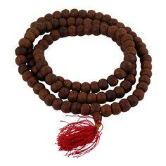 Buddhist Mala Beads.