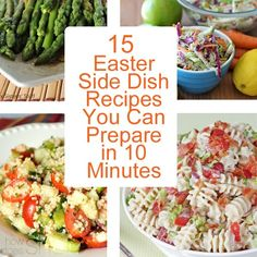 15 Easter Side Dish
