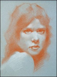 Portrait and Fine Artist Jeff Haines - Fine art oil portrait commissions and artwork gallery. Life Drawing, Figure Drawing, Drawing Sketches, Drawings, Portrait Au Crayon, Portrait Art, Pencil Portrait, Pastel Drawing, Painting & Drawing