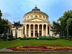 Top 10 Free Things to Do In Bucharest Bucharest, Romania is a bustling metropolis known for its wide, tree-lined boulevards and beautiful Belle Époque buildings. Places To Travel, Places To See, Romania Travel, Little Paris, Bucharest Romania, Free Things To Do, Beautiful Architecture, Macedonia, Eastern Europe