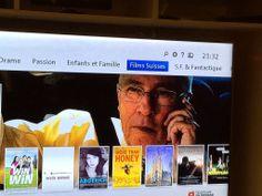 La nouvelle Swisscom TV 2.0 Marketing, Passion, Film, Tv, Blessing, Movie, Films, Film Stock, Film Books