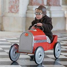 a0d6d9d950 Baghera Monaco Pedal Car by Hip Kids Gadget Per Bambini, Passeggini,  Automobiline A Pedali