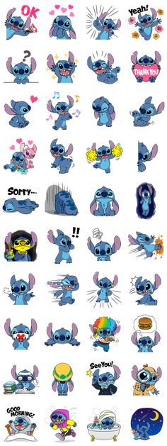 Stitch Returns Line Sticker - Rumors City Kawaii Disney, Disney Art, Funny Disney, Stitch Disney, Lilo Y Stitch, Cute Stitch, Lilo And Stitch Tattoo, Disney Phone Wallpaper, Cartoon Wallpaper Iphone