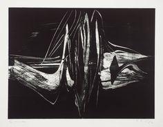 Karl-Otto Götz, 'Untitled' 1987