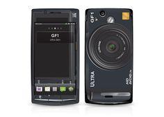 Camera GF1 Case designed for Xperia Arc #Camera #gf1 #sonyericssoncase #xperiaarccase #ultraskin #UltraCase