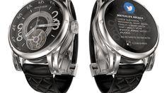 http://chicerman.com  themetropolitano:  Kairos el primer smartwatch analógico  Diseño clásico con funcionalidades de última generación que podrás conectar con tu móvil. Diseño suizo cristal de zafiro y correa de cuero y una pantalla OLED transparente sobre la que recibirás las notificaciones. Su sitema opertivo es Kairos OScompatible con iOS y Android y cuenta con conexión Bluetooth 4.0 y con una batería de 180 mAh que aseguran tiene una duración de entre 5 y 7 días  #menscasual
