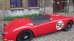 1956 MGA 1500cc racer
