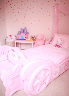The Perfect Room Made For A Little Princess! See the most preciously pink…