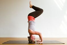Scorpion Pose : A Beginners Guide |Walking On Sunshine @ Surya Yoga