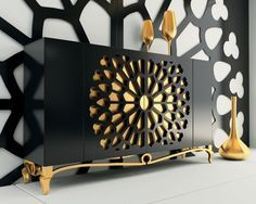 Macral Design. Dining room. - eclectic - buffets and sideboards - miami - Macral design Corp