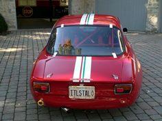SOLD> 1972年アルファロメオGTAmストリートリーガルレースカーのトリビュート、種類<の一つ - 販売のための販売アシスタント委託車