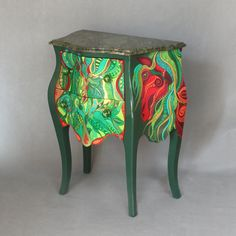 Emerald Chest of Drawers