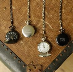 Silver Classic Pocket Watch