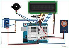 IOT Based Air Pollution Monitoring System using Arduino & MQ135 Sensor