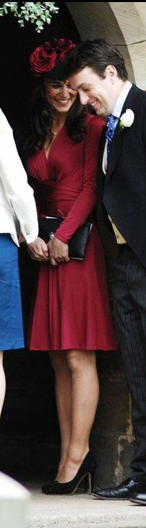 Pippa Middleton in Issa