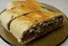 Bratislavský orechovník, makovník Spanakopita, Cheesesteak, Sandwiches, Cooking, Ethnic Recipes, Desserts, Food, Basket, Kitchen