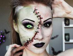 As 20 maquiagens de Halloween mais impressionantes - Mega Curioso                                                                                                                                                                                 Mais