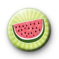Watermelon Button Badges  Button Badges £0.85