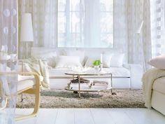 Tende Trasparenti Ikea : 15 fantastiche immagini su porte finestre tende cuscini home decor