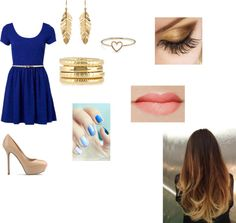 """this dress3"" by hope-martens on Polyvore"