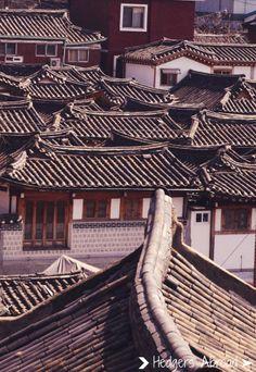 Bukchon Hanok Rooftops