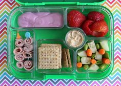 Preschool Yumbox Lunch