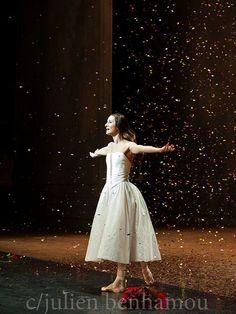Les adieux d'Agnès Letestu // Opéra de Paris - 10 octobre 2013