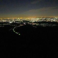 Instagram【ayatimu08318】さんの写真をピンしています。 《#night #夜景 #東京タワー #東京スカイツリー #横浜ランドマークタワー #最高 #綺麗すぎた #感動 #💫 #🌃 #💗 #thankyou #fff #follow4follow #f4f  #lfl  #l4l #instalike #instagood #instapic #followme #likeme》