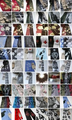 Things to do with old ties