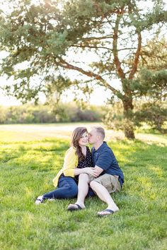 Homestead Park Engagement Session Photography