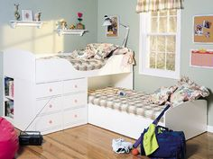 22-90 Sierra Twin/Twin Captains Bed for 2 $1,584.00