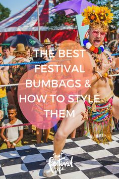 Bumbags, or fanny packs if you're a friend from across the pond, are no longer the retro accessory of dads in the but an absolute festival essential for everyone! Love Saves The Day, Save The Day, 3 In One, Festival Essentials, Favourite Festival, Ethnic Print, Green Glitter, Bubblegum Pink, Festival Outfits