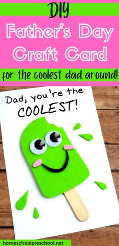 Easy DIY Fathers Day Craft Your Kids Can Make