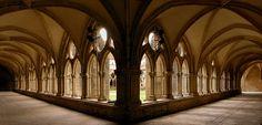 Cloître de l'Abbaye de Noirlac