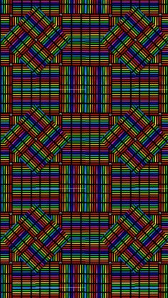 Wallpaper Iphone Love, Rainbow Wallpaper, Arts, Cube, Colorful, Pattern, Wallpapers, Patterns, Model
