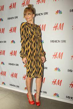 'Fashion Star' at H & M : Nicole Richie