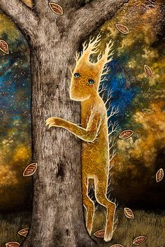 Affinity to Unfamiliar Worlds by Andy Kehoe