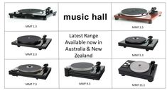 The #MusicHall new product ranges has arrived in #Australia and #NewZealand! Check it now at www.musichallaudio.com.au.  #newproduct #productranges #turntables #vinyl Ranges, Turntable, New Product, New Zealand, Australia, Music, Check, Record Player, Musik
