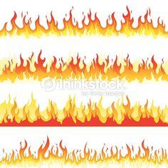 wie zeichnet man eine flamme