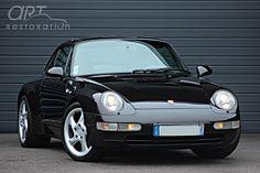 1996 Porsche 993 Targa. Probably my favourite shaped Porsche