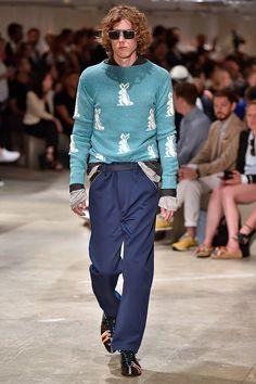 Prada Spring Summer 2016 Primavera Verano #Menswear #Trends #Tendencias #Moda Hombre - Milan Fashion Week - F.Y!