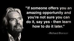 Grab every opportunity you can get! - #motivation #quote
