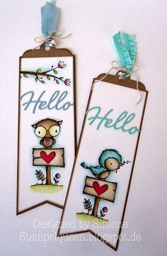 Simone Schwagler - Hello Bookmarks