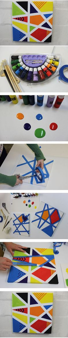 Easy Cool Stuff | DIY & Crafts Tutorials: this would be a great Daddy/Daughter Date project.