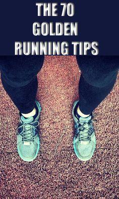 Disover the 70 Best Running Tips Of ALL Times at: http://www.runnersblueprint.com/blog/greatest_running_tips/ #RunningTips
