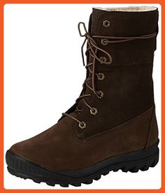 Timberland Women's Woodhaven Roll Down Boots - Outdoor shoes for women (*Amazon Partner-Link)