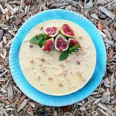 Mangós mousse - NAGYON JÓ Cantaloupe, Mousse, Fruit, Food, Essen, Meals, Yemek, Eten
