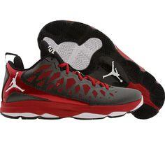 Jordan CP3 VI (black / white / gym red) 535807-003 - $124.99